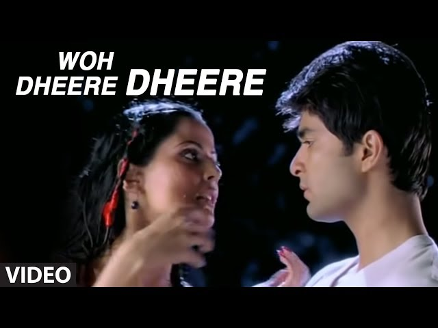 Woh Dheere Dheere Video Song