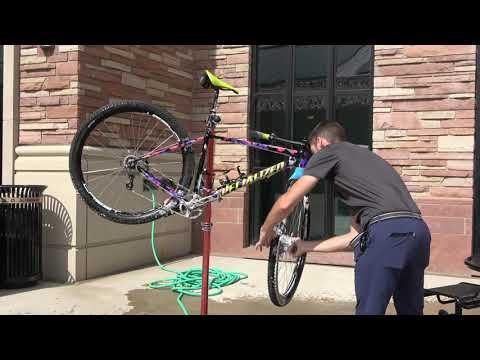 How To Clean Your Bike in Ten Minutes