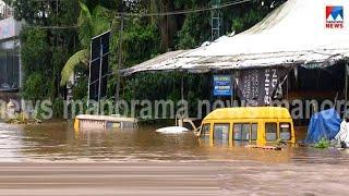 ആലുവയിലെ സ്ഥിതി മോശം   Kerala Floods