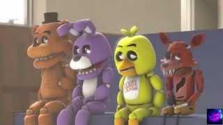 Топ 10 анимаций FNAF