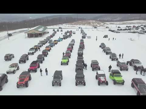 2018 AOAA Hans Snow Ride (Greens Only)