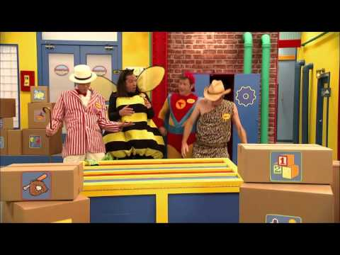 Imagination Movers | Moving On | Official Music Video | Disney Junior