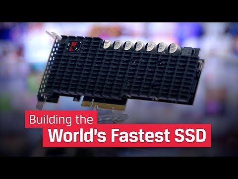 Kingston DCP1000 is the World's Fastest SSD, Powered by PCIe and NVMe