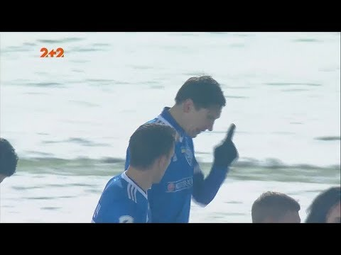 Десна - Динамо Киев 0:2 видео