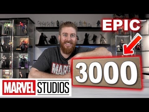 Marvel Collection Grail  Epic 3000