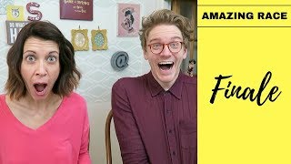 THE AMAZING RACE 30 FINALE REACTION⎰Sarah Atwood Sarine