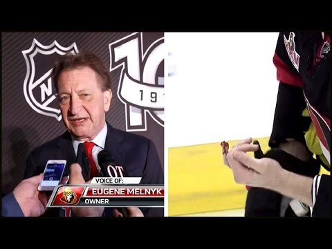 "Eugene Melnyk sounds off on Sidney Crosby: ""Wipe the guy off the map"" - Mar 24th, 2017 (HD)"