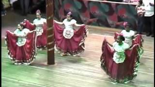 Ballet Folclorico Nicaragua Viva de Ena Prado- 1- Palomita Guasiruca