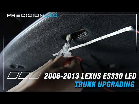 Trunk Strip LED Install