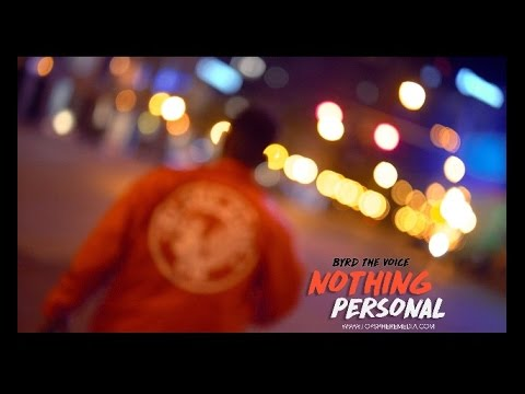 Byrd The Voice - Nothing Personal