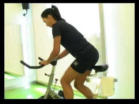 Spinning: técnicas de pedaleo
