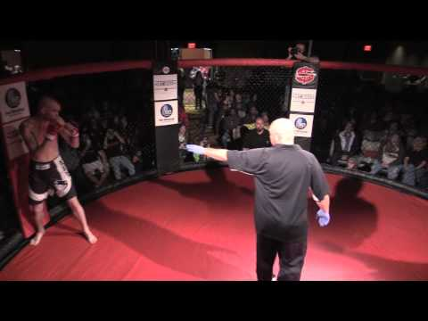 Tracy Green vs  Chris Petty Cage of Honor 63 155lb Title Fight