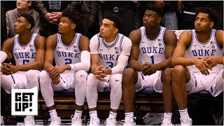 Duke is most culturally relevant college hoops team since Michigan Fab 5 – Mike Greenberg | Get Up!
