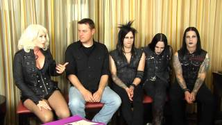 Jimmy Black of Music on 11 presents The Genitorturers
