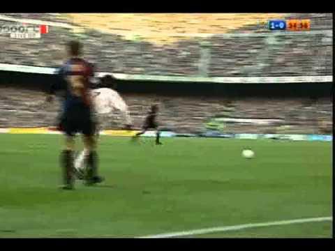 La Liga 1998-99: Barcelona x Real Madrid
