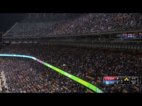 LAA@LAD: Freeway Series rattled by earthquake tremors