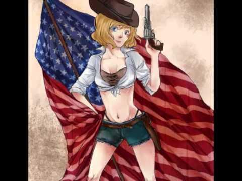 Hetalia - Fem!America