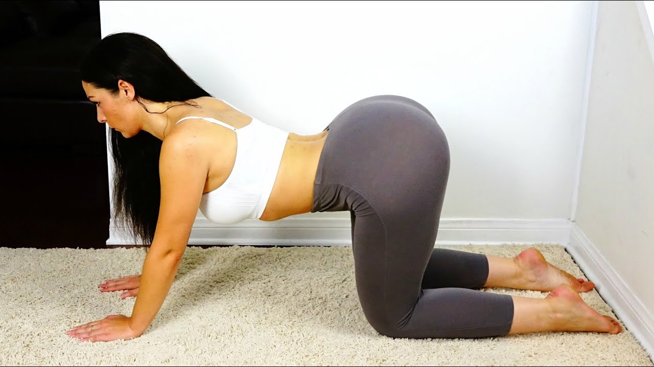 Will exercise make your butt bigger