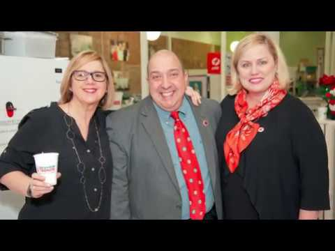Celebrating a decade of saving lives: American Red Cross & Dunkin' Donuts make a difference