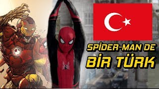 SPİDER-MAN FAR FROM HOME - DETAYLAR VE GÖNDERMELER(EASTEREGG)
