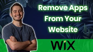 How to Delete an App from Your Wix Website
