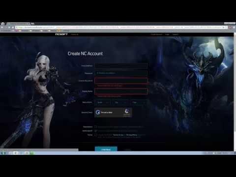 Como instalar AION NA NCSoft