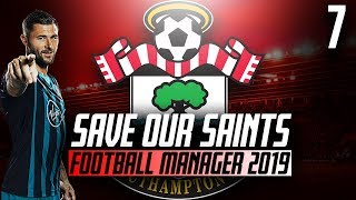 Football Manager 2019 Beta - Save Our Saints - Part 7 - End of Season 1 Recap - Southampton F.C.