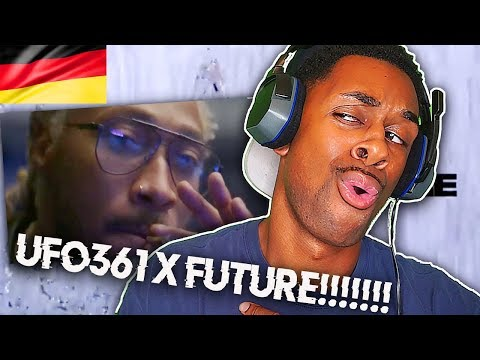 "AMERICAN REACTS TO GERMAN RAP | Ufo361 feat. Future – ""Big Drip"""