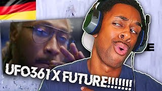 "AMERICAN REACTS TO GERMAN RAP | Ufo361 feat. Future - ""Big Drip"""