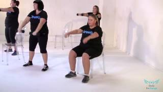 Фитнес-революция по-американски: DVD с тренировками для толстых спортсменов