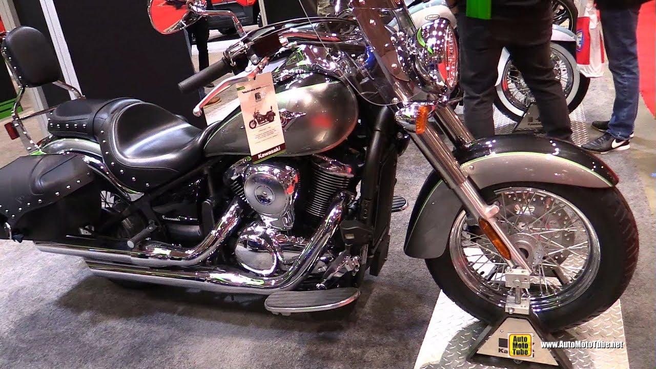 2020 Kawasaki Vulcan 900 Classic LT - Walkaround - 2020 Toronto Motorcycle Show