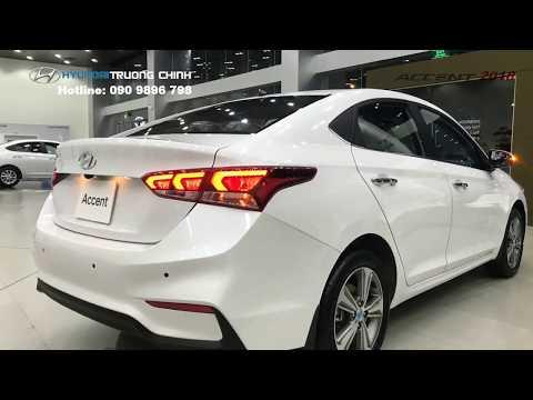 Hyundai Accent 2018 s t ng phi n bn c bit