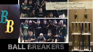 Ball Breakers 2017 Championship Hype Video