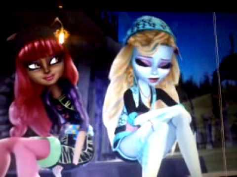 Monster high 13 souhait en francais partie 2 youtube - Poupee monster high 13 souhaits ...