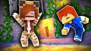 Minecraft Daycare - SAVING TINA !? (Minecraft Roleplay)