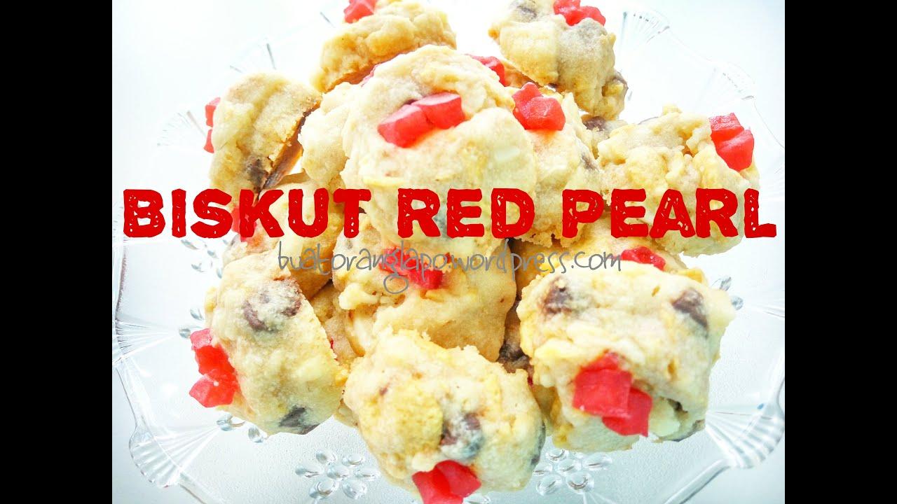 Resepi Biskut Cornflakes Red Pearl Biskut Raya