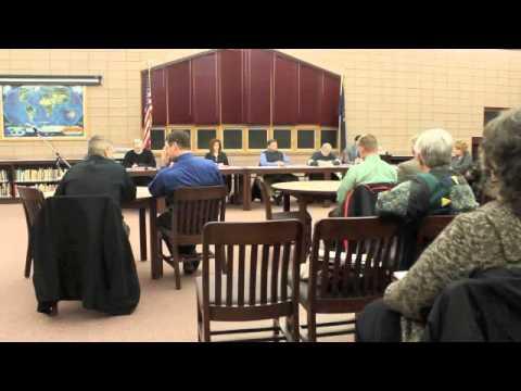 BRS board meeting Nov. 26