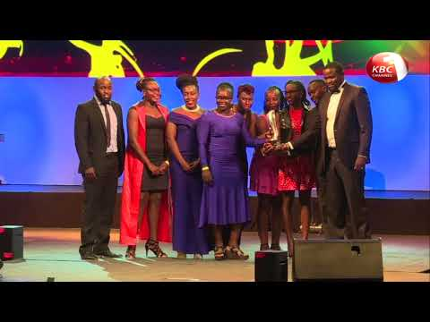 Samuel Muchai crowned 2017 Sports Personality of the year