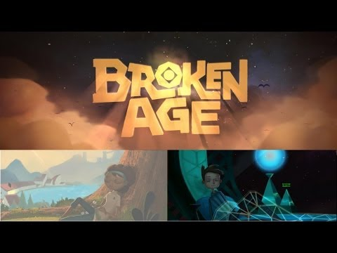 Broken Age - Part 1.1 - Meet the Boy