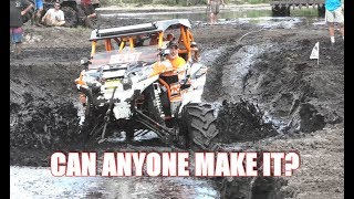 TOO TOUGH TO TAME - 2019 DIRTY DEEDS ATV 5K BOUNTY HOLE - HOG WALLER Mud & ATV Park