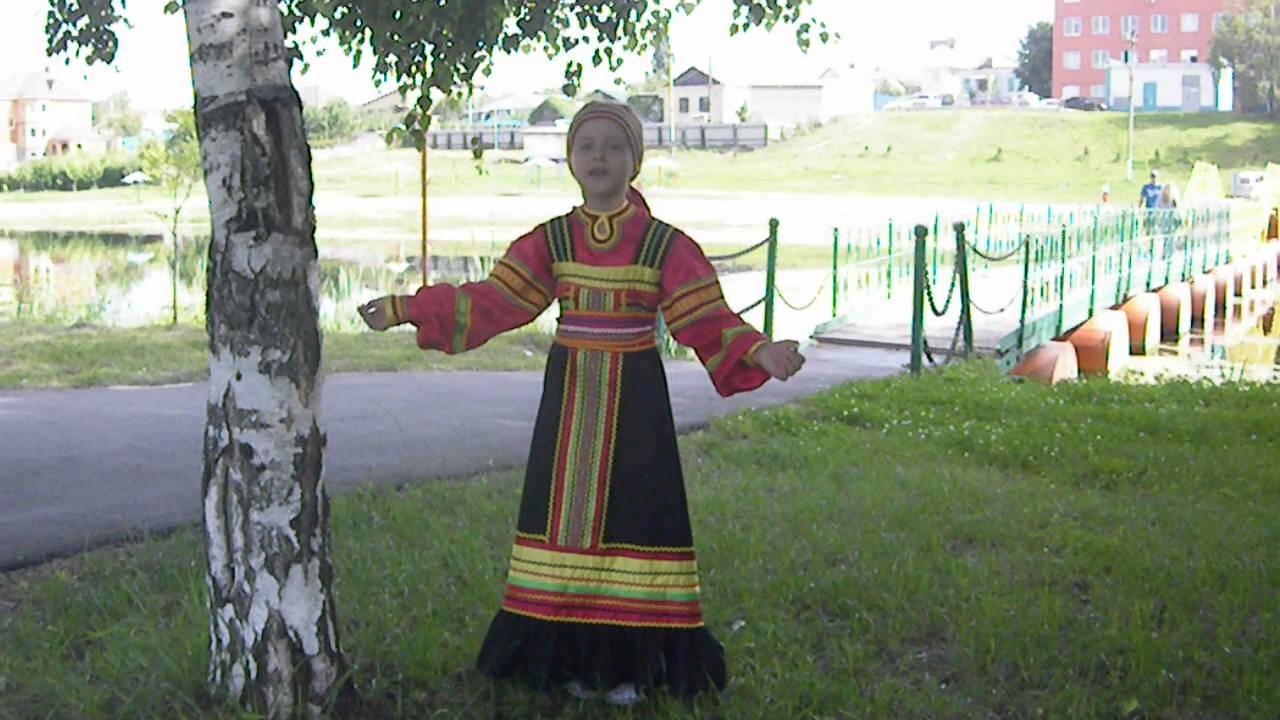 нашёл иллюстрации к песне у моей россии длинные косички всему они обладают