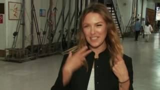 Y R's Elizabeth Hendrickson  'I'm So Excited To Be Back'