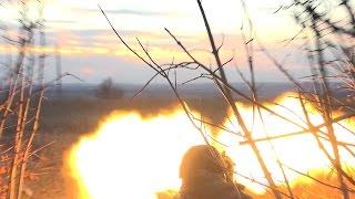 Озеряновка. Снайпер СпН Троя нейтрализует работу корректировщиков ВСУ