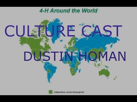 Culture Cast with Dustin Homan, guest Courtney talks about trip to Honduras