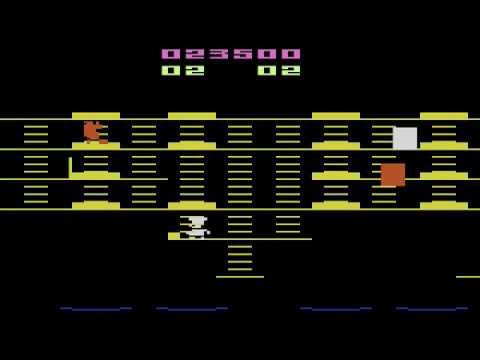 Atari 2600 Longplay [044] Burgertime