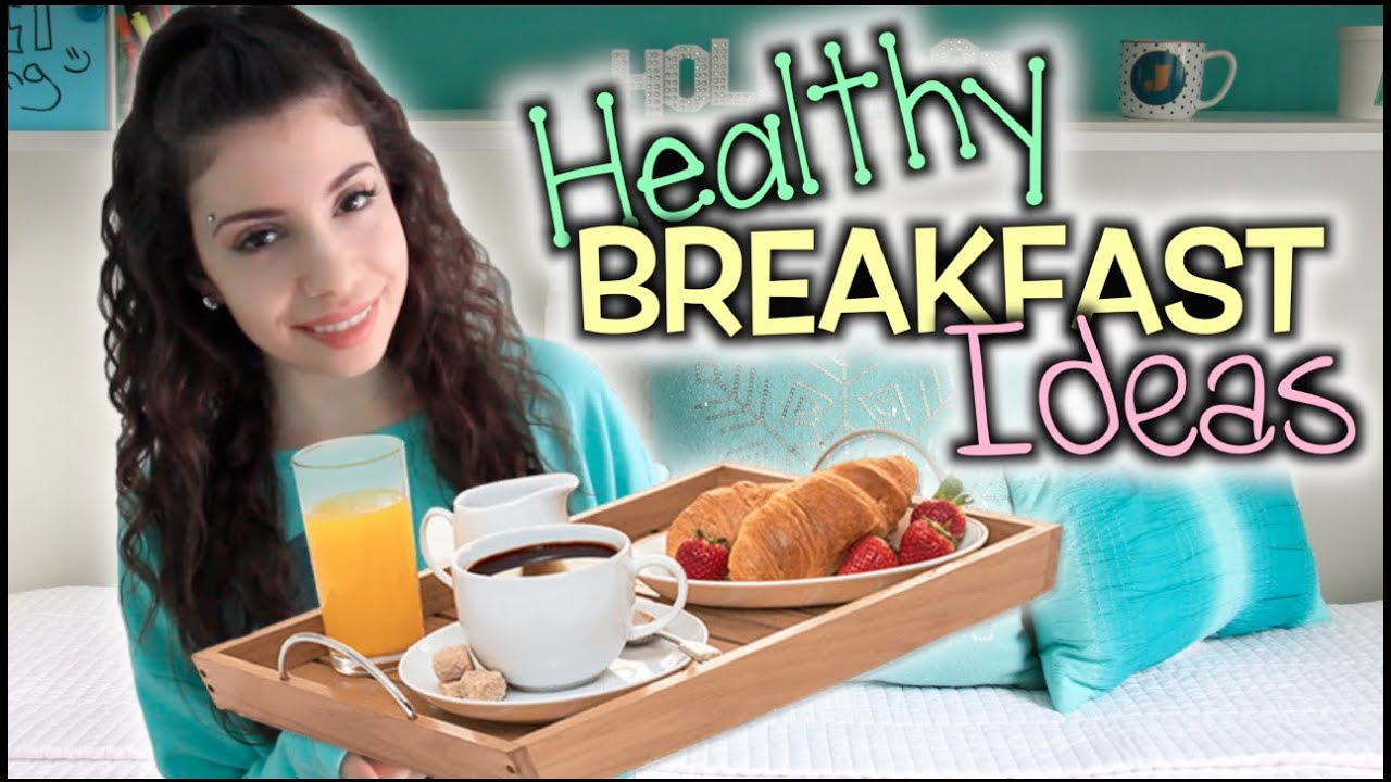 Quick easy healthy breakfast ideas youtube forumfinder Choice Image