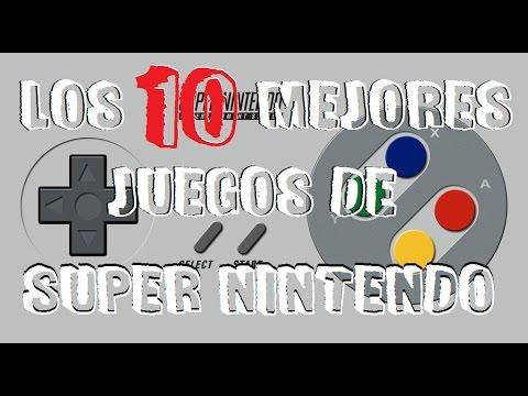 Los 10 mejores juegos de Super Nintendo (segn todo el mundo)