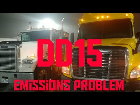Repeat Freightliner DD15 Kox Sensor Replacement by Chasing