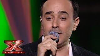 صابر الرباعي - ياعسل - العروض المباشرة الأسبوع 9 - The X Factor 2013