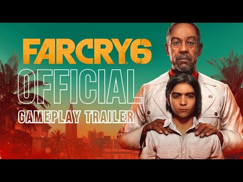 Far Cry 6 - Official Gameplay 2021 Trailer | Ubisoft